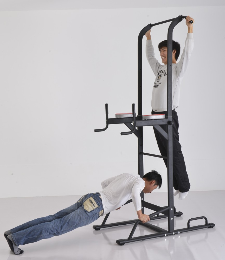 personal health care chin up station pull up bar power. Black Bedroom Furniture Sets. Home Design Ideas