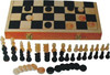 backgamon game set chess&backgommon&draughts 3 in 1 game set