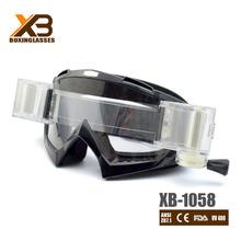 2015 Pretty roll off motorcross goggles