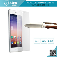 Ultimate explosion-proof tempered glass screen protector for huawei ascend g700