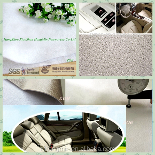 wholesale raw material of dash board leather car seat decorative auto upholstery nonwoven fabric. Black Bedroom Furniture Sets. Home Design Ideas