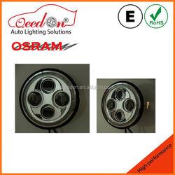 Qeedon best new 7inch 12v 24v lamp for for audi