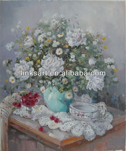 2012 New items Flower Art painting supplier