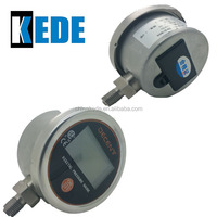 digital pressure control lpg pressure regulator with gauge
