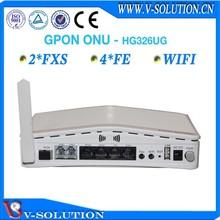 2FXS 4FE wireless wifi network voip onu 3g modem wifi router