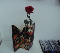 Unique Design Paper Flower Vase Wholesale Decorative Gift waterproof