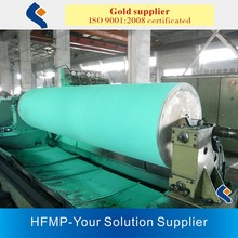large heavy paper making rubber rollers