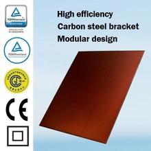 Hanergy Oerlikon efficient 130w thin film solar panel,efficient photovoltaic module