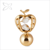 Promotional Purity Gold Plated Metal Wedding Favours Gifts