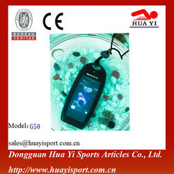 2015 New profession silicone swimming waterproof phone cover