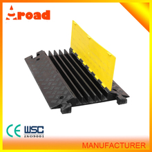 High quality Hot sales durable 5 channels rubber cable guard