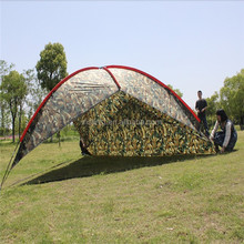 Big size hexagon tent camouflage canopy tent