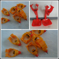 Plastic Poultry Nipple Drinker for Nipple Drinking System