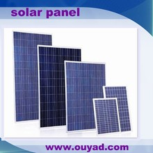 2015 hotest cheap price Photovoltaic solar cell 4x9 poly solar panel 100w, solar lighting system low price