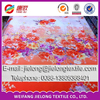 wholesale cheap price 135gsm disperse printed microfiber fabric