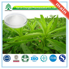 Hot Sale GMP Certificate 100% Pure Natural bulk pure stevia extract