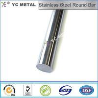 Stainless Steel Bar 304L Burnishing Grinding Bar ASTM A276 -YC Metal