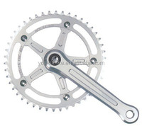 Trade assurance supplier hot selling Advanced single speed Fixed Gear bike Cycle steel Crankset Cranks