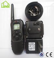 professional waterproof design remote control dog training collar