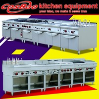 Commercial Used Restaurant Kitchen Equipment in China(CE, ROHS)