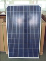 A Grade Cell High Efficiency 250W polycrystalline solar panel/PV module with factory direct price er watt