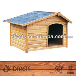 Popular Design Wooden Dog House Dog Product DFD001