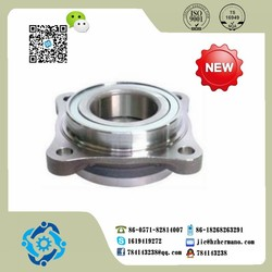ISO TS wheel hub bearing unit 54kwh02 auto parts Front and rear axle wheel spindle bearing