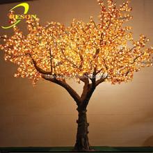 H:1.5m Christmas Acrylic decorative led motif tree christmas tree artificial tree