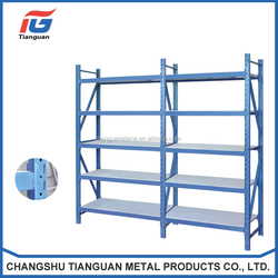 China selective steel storage warehouse pallet rack on promotion