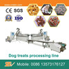 Automatic pet dog treats line