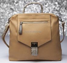 #332 2015 brown leather shoulder bag for women designer handbags bag women trend