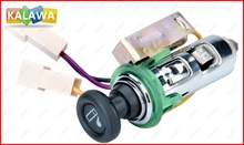 E-07 good quality friendly evironment 12V 24V metal electronic recharge daily use cigarette lighter