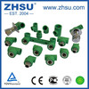 ZHSU plastic factory water supply ppr pipe and fitting price