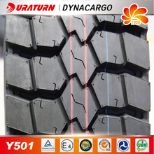 Truck Tires 11.00R20 Duraturn Brand driving position Y501 Y866 to Philippines