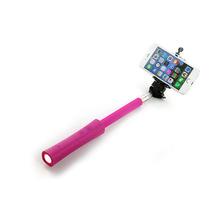 EP-S4 Factory Wholesale with 2200 mAh power bank Mini cheap monopod,selfie stick,selfie stick with bluetooth shutter button