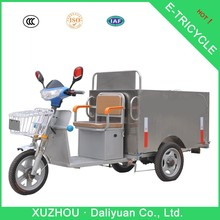 3 wheel electric bicycle 3 wheel chopper for garbage