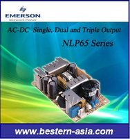 Emerson/Artesyn NLP65-7612GJ Telecom, Industrial Switch Mode Power Supply (NLP65 Series)