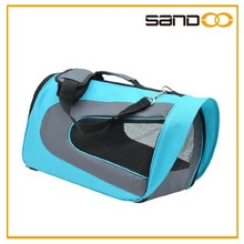 Good quality pet bag carrier, pvc funky lightweight pet bag