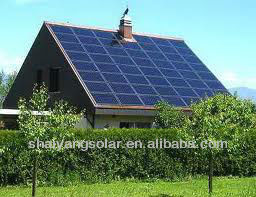 large stock 250w poly solar panel