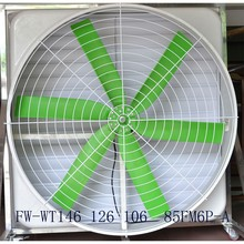 """30"""" 37"""" 43"""" 48"""" wall mounted industrial and agricultural 3 phase circulating fans"""