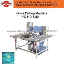 Máquina de perforación de vidrio