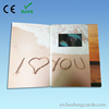 2.4'' 2.8''3'' 4.3''5''7''10.1'' customized printing lcd video brochure card/video brochure module/video brochure card