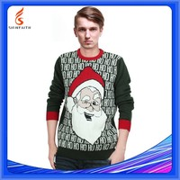 OEM Service Pullover Adults Fabric Christmas Sweater For Man, Model Sweater For Men