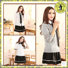 Wholesale Price Luxurious Skirt School Uniform