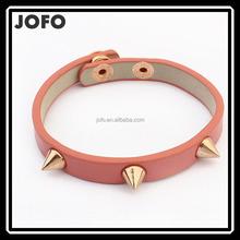 Men Women Unisex Multi-color thong Bracelet Punk Wristband