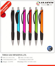the candy promotional pen - glamour; ballpoint pen w/ compass; 12color ball pen