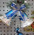 árbol de navidad adornos de campana de la decoración