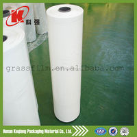 2015 New hot sale henan xinxiang plastic wrapping silage stretch film