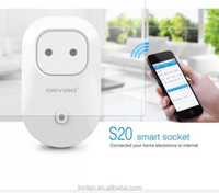 New Orvibo EU,US,UK,AU Standard Power Socket Wi-Fi Smart Switch Travel Plug Socket Home Automation for iPhone Android Smartphone