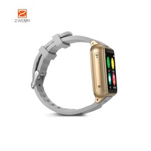 ODM OEM developer launched GPS Heart rate monitor smart watch android dual sim